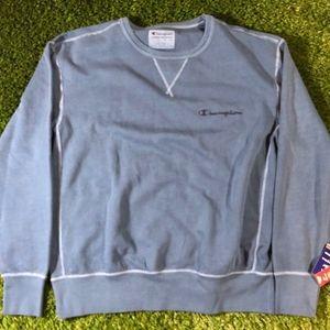 Champion Crewneck Sweatshirt Men's Sz Large